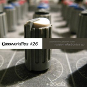 Image for 'Basswerk Files #026 Russian Electronics EP'