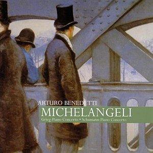 Image for 'Piano Concerto in A minor, Op. 16: Allegro moderato molto mercato'