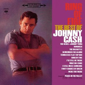 Image for 'Ring Of Fire/The Best of Johnny Cash'