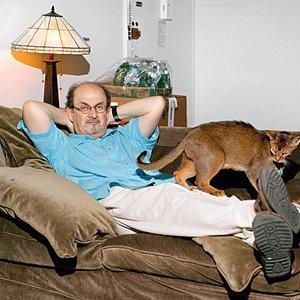 Image for 'Salman Rushdie'