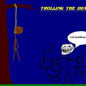 Image for 'Trolling the Dead'