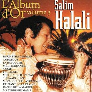 Image for 'L'album d'or de Salim Halali, vol. 3'