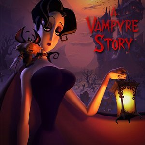 Image for 'A Vampyre Story'