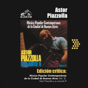 Image pour 'Edición Crítica: Música Popular Contemporanea De La Ciudad De Buenos Aires Vol.2'