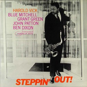 Image for 'Steppin' Out'