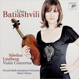 Image pour 'Sibelius & Lindberg: Violin Concertos'