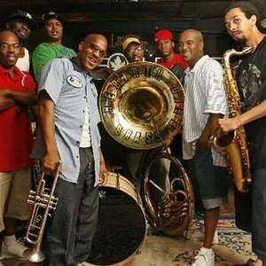 Immagine per 'Rebirth Brass Band'