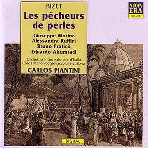 Bild für 'Bizet: Les pecheurs de perles'