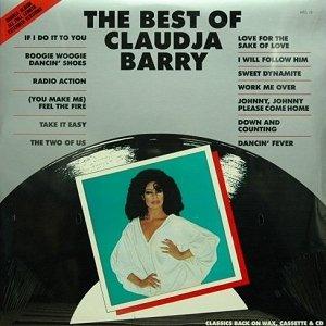 Imagem de 'The Best of Claudja Barry - Dancin' Fever'