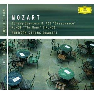 Imagem de 'Mozart: String Quartets K. 465, 458 & 421'