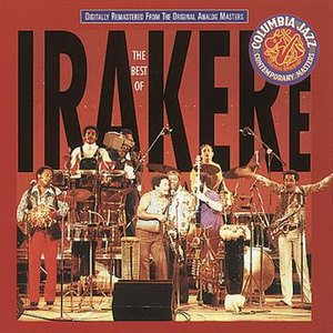 Image for 'THE BEST OF IRAKERE'