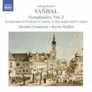 Image for 'VANHAL: Symphonies, Vol. 3'