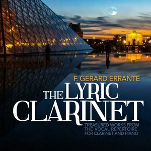 Image pour '4 Songs, Op. 13: No. 3. Sure on this shining night (arr. F.G. Errante for clarinet and piano)'