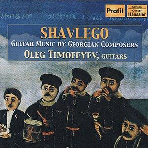 Image for 'TIMOFEYEV, Oleg: Shavlego - Guitar Music by Georgian Composers'