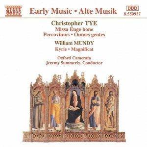 Image for 'TYE: Missa Euge Bone / MUNDY: Magnificat'