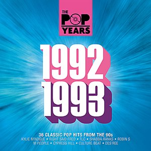 Image for 'The Pop Years 1992 - 1993'