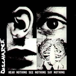 Bild für 'Hear Nothing See Nothing Say Nothing'