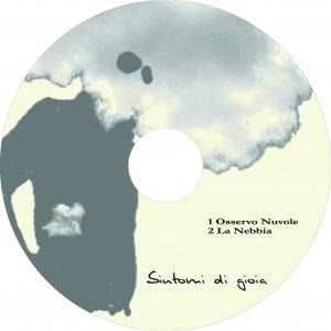 Image for 'Osservo Nuvole - single cd'
