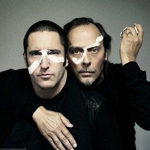 Immagine per 'Trent Reznor and Peter Murphy'