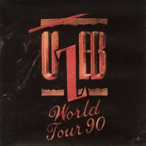 Immagine per 'World Tour 90 (disc 2)'