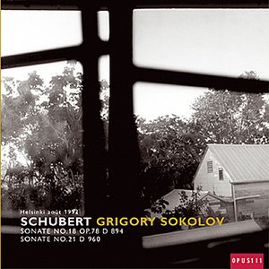 Image for 'Schubert: Sonatas D894 & D960'