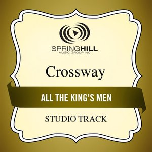 Image for 'All the King's Men (Medium Key Performance Track With Background Vocals)'