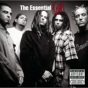 Image for 'The Essential Korn'