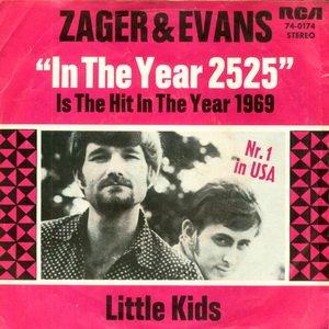 Image for 'In The Year 2525 (Exordium & Terminus)'