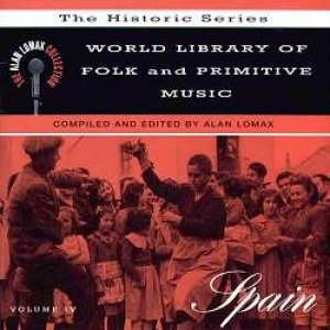 Image for 'World Library Of Folk And Primitive Music (4)'