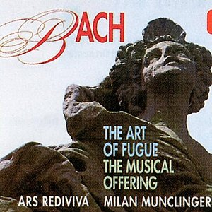 Immagine per 'Bach: The Art of Fugue, The Musical Offering'