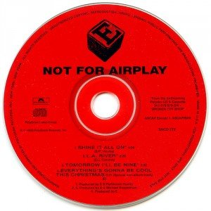 Image for 'Not For Airplay'