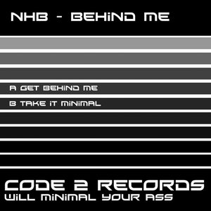 Image for 'Behind me EP'