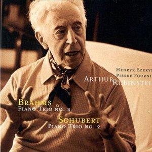 Image for 'Rubinstein Collection, Vol. 73: Brahms Piano Trio No. 3; Schubert Piano Trio No. 2'