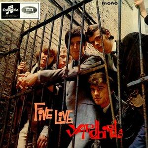 Image for 'Five Live Yardbirds'