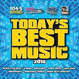 Immagine per 'Today's Best Music 2010'