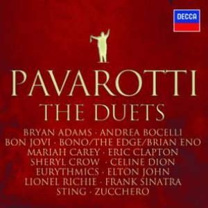 Image for 'Pavarotti - The Duets'