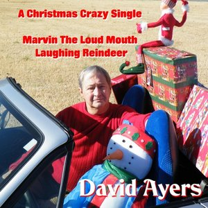 Image for 'Marvin the Loud Mouth Laughing Reindeer'