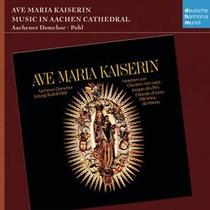 Image for 'Ave Maria: Antiphona in honorem Beata Mariae Virginis - Motette zu 4 Stimmen'