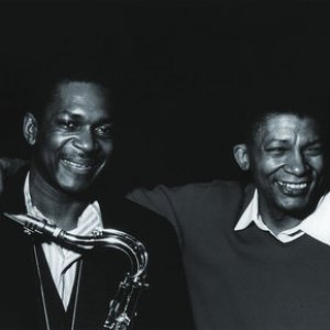 Image for 'John Coltrane & Johnny Hartman'