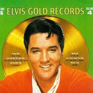 Image for 'Elvis' Gold Records Volume 4'