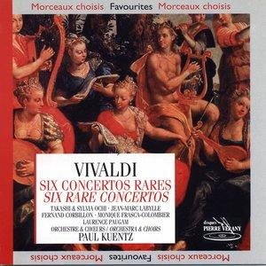 Image for 'Vivaldi : Six concertos rares'