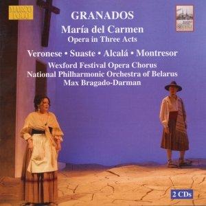 Image for 'GRANADOS: Maria del Carmen'