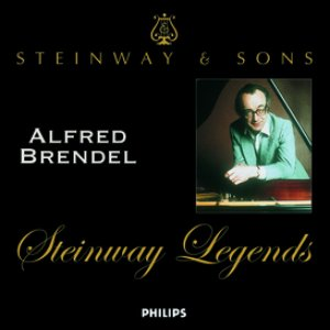 Image pour 'Alfred Brendel: Steinway Legends'