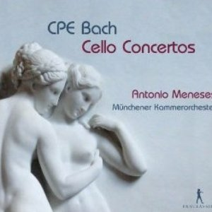Image for 'CPE Bach: Cello Concertos'