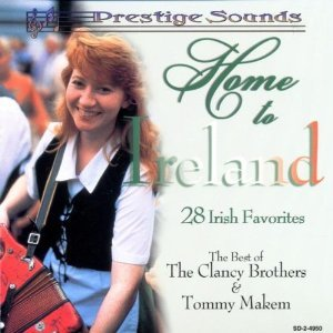 Immagine per 'Home to Ireland: The Best of The Clancy Brothers & Tommy Makem'