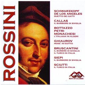 Image for 'Gioachino Rossini: Mose in Egitto - Ouverture'