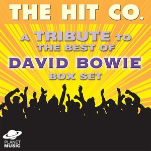 Imagem de 'A Tribute to the Best of David Bowie Box Set'