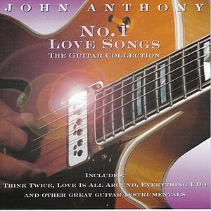 Image for 'No.1 Love Songs : The Guitar Collection'