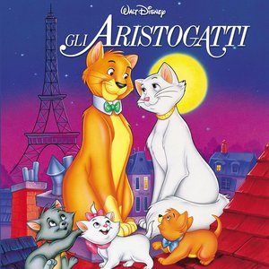 Image for 'The Aristocats Original Soundtrack (Italian Version)'