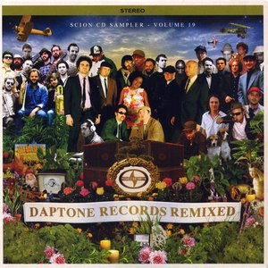 Image for 'Scion CD Sampler, Volume 19: Daptone Records Remixed'
